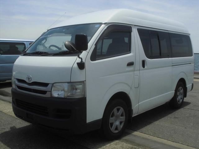 Toyota LiteAce VI 2008 - now Minivan #4