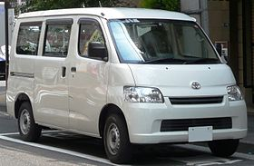 Toyota LiteAce VI 2008 - now Minivan #1