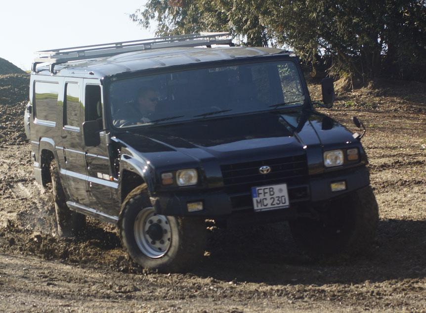 Toyota Mega Cruiser 1996 - 2001 SUV 5 door #1