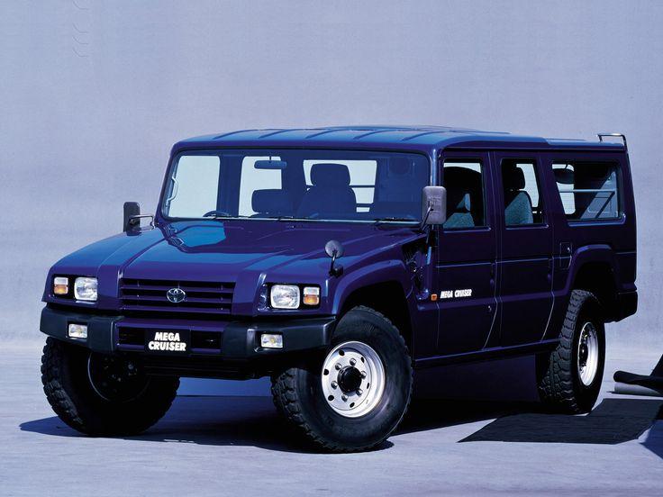 Toyota Mega Cruiser 1996 - 2001 SUV 5 door #7