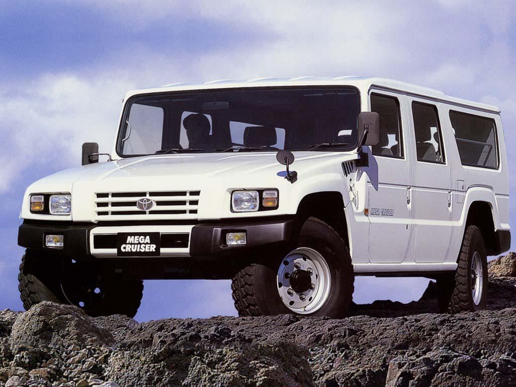 Toyota Mega Cruiser 1996 - 2001 SUV 5 door #6