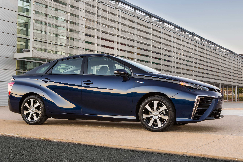 Toyota Mirai 2015 - now Sedan #7