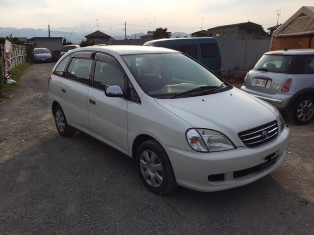 Toyota Nadia 1998 - 2003 Compact MPV #4