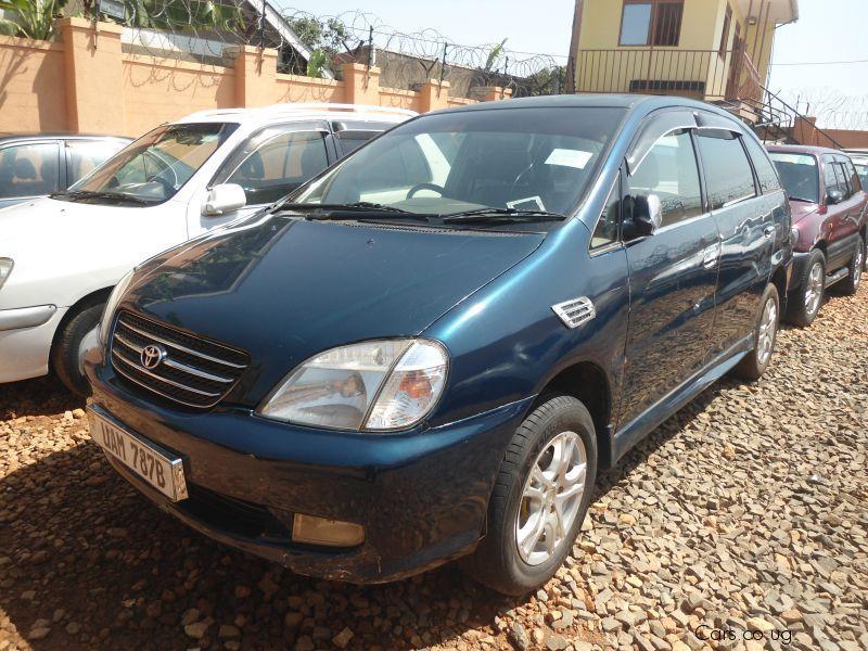 Toyota Nadia 1998 - 2003 Compact MPV #7