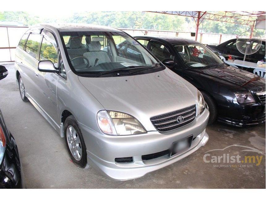 Toyota Nadia 1998 - 2003 Compact MPV #2