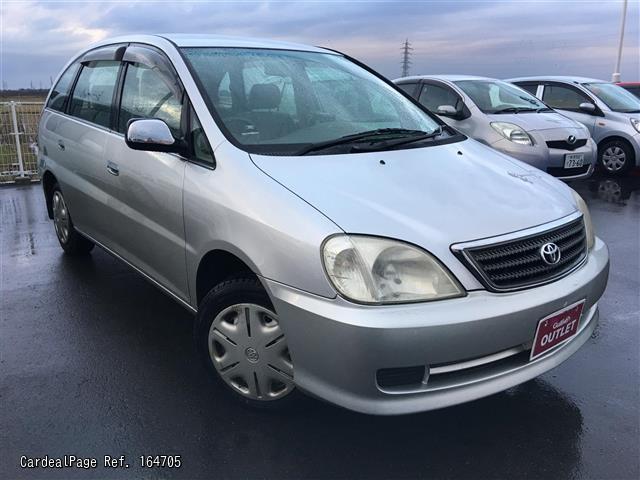 Toyota Nadia 1998 - 2003 Compact MPV #3