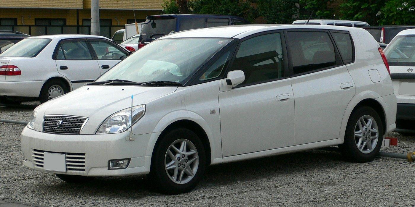 Toyota Opa 2000 - 2005 Station wagon 5 door #6