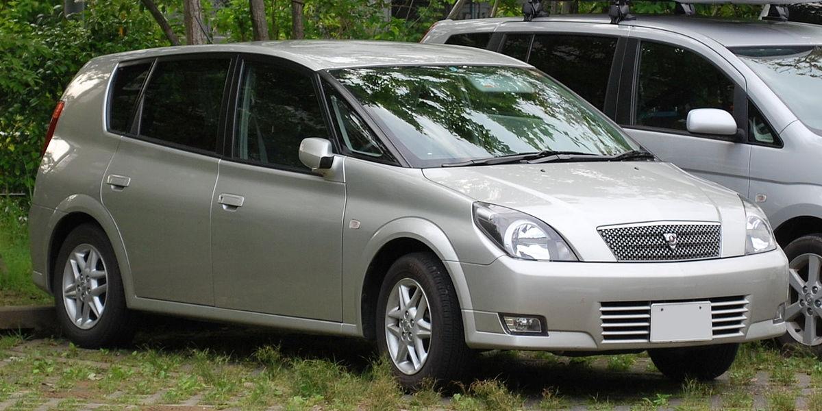 Toyota Opa 2000 - 2005 Station wagon 5 door #7