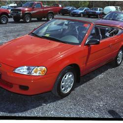 Toyota Paseo I (L40) 1991 - 1996 Coupe #6