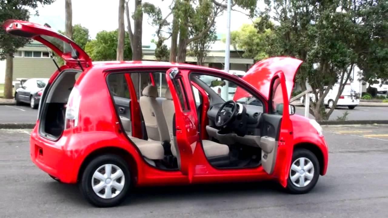 Toyota Passo I (C10) 2004 - 2010 Hatchback 5 door #4