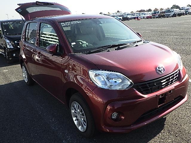 Toyota Passo III 2016 - now Hatchback 5 door #4