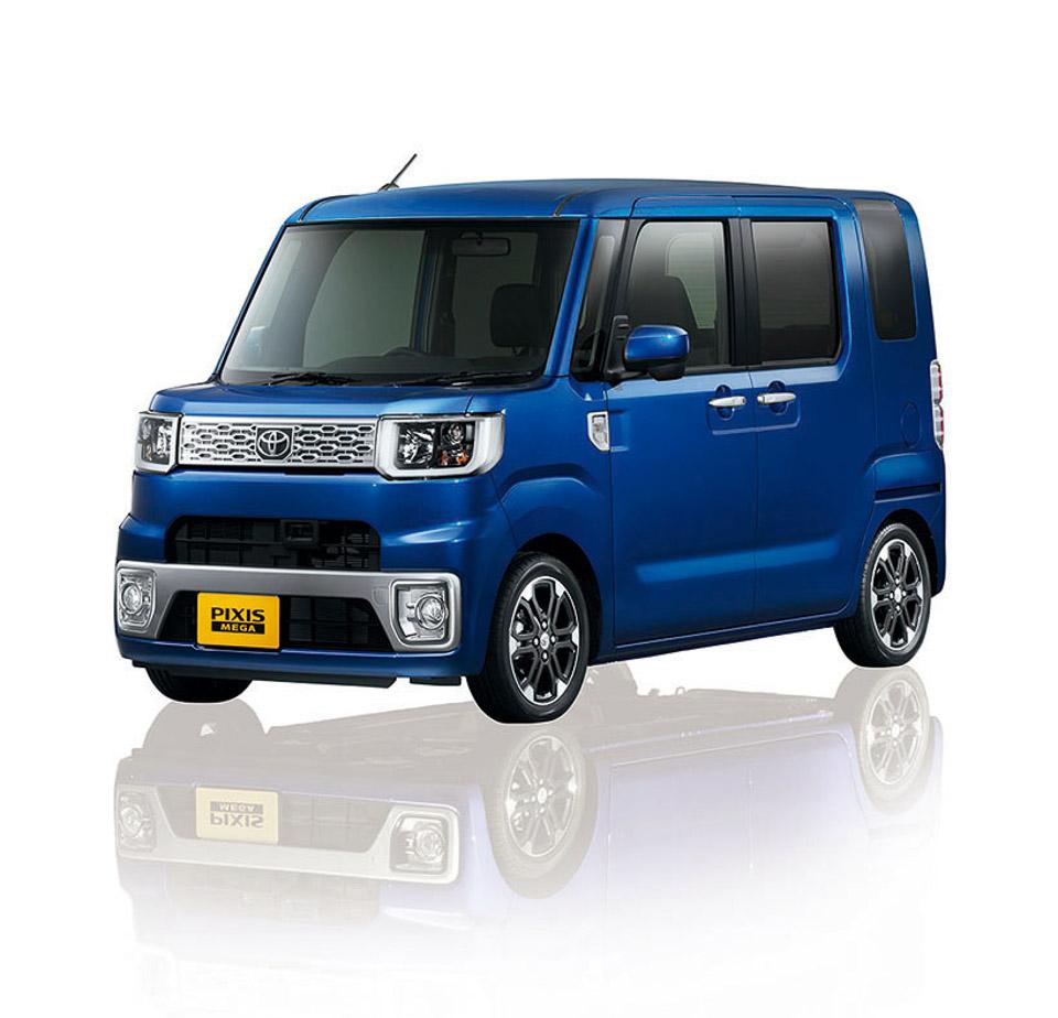Toyota Pixis Mega 2015 - now Microvan #3
