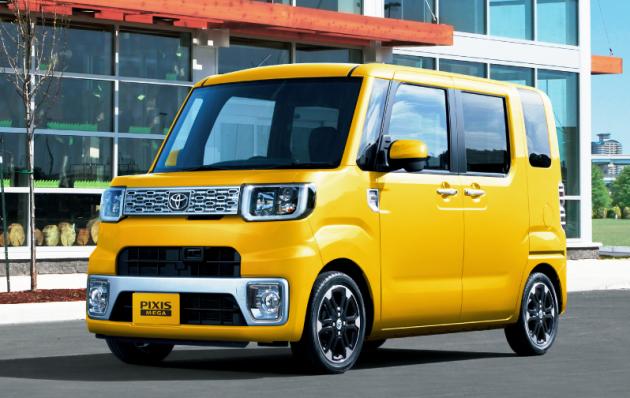 Toyota Pixis Mega 2015 - now Microvan #4