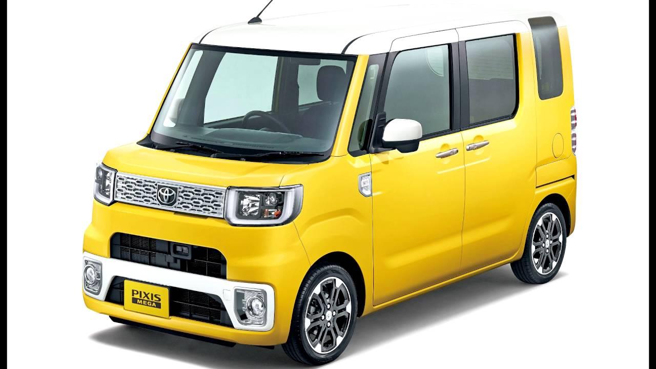 Toyota Pixis Mega 2015 - now Microvan #6
