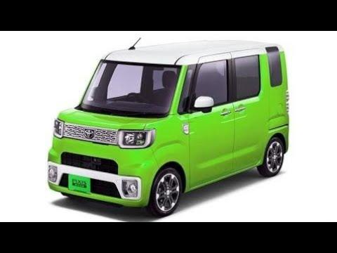 Toyota Pixis Mega 2015 - now Microvan #8