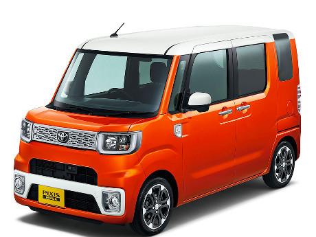 Toyota Pixis Mega 2015 - now Microvan #7
