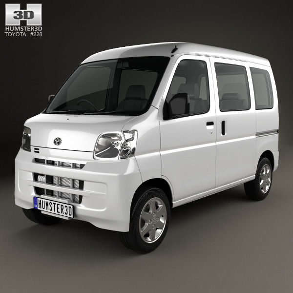 Toyota Pixis Space 2011 - now Microvan #3