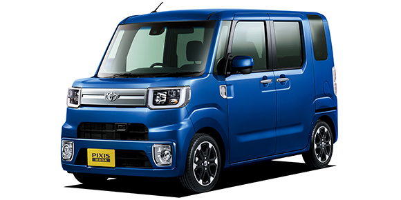 Toyota Pixis Space 2011 - now Microvan #1