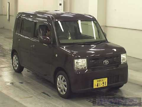 Toyota Pixis Space 2011 - now Microvan #8