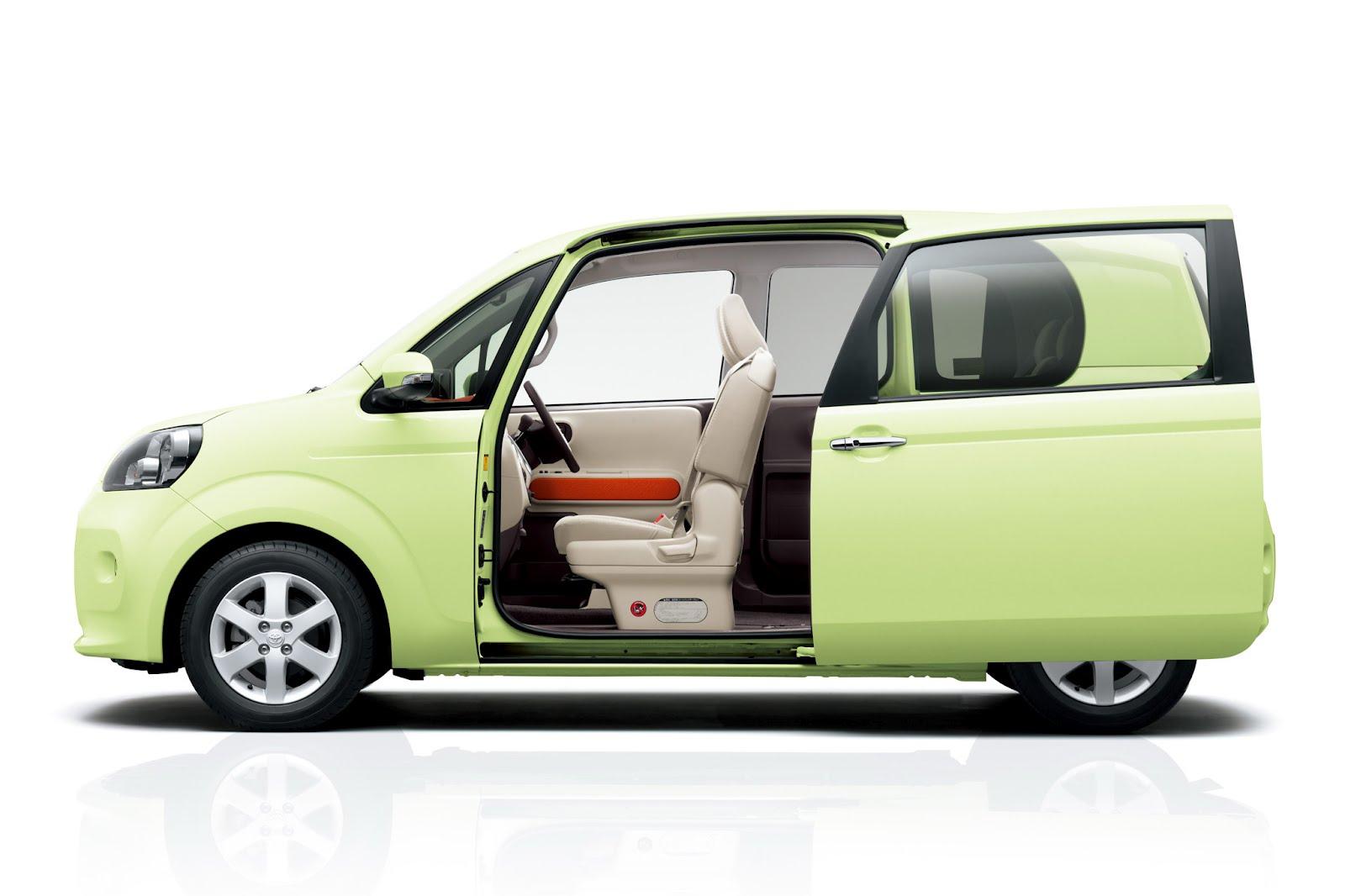 Toyota Spade 2012 - now Compact MPV #6