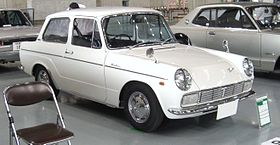 Toyota Publica III (P30) 1969 - 1978 Sedan #2