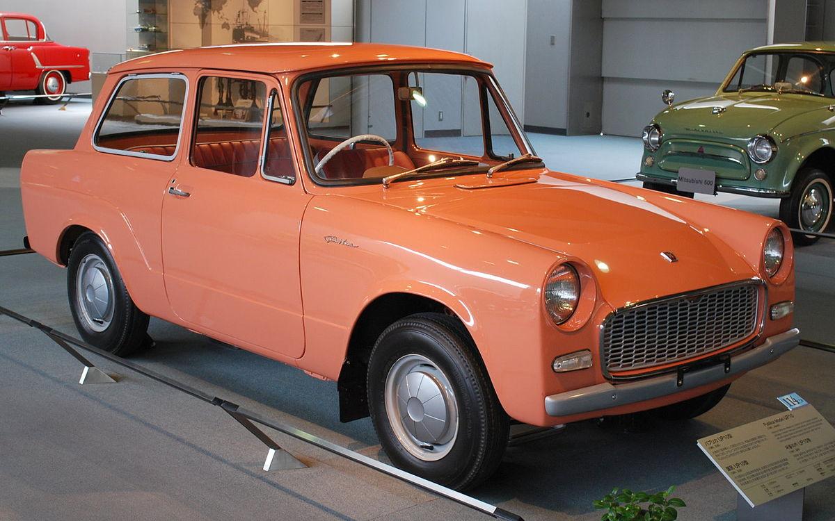 Toyota Publica III (P30) 1969 - 1978 Sedan #4