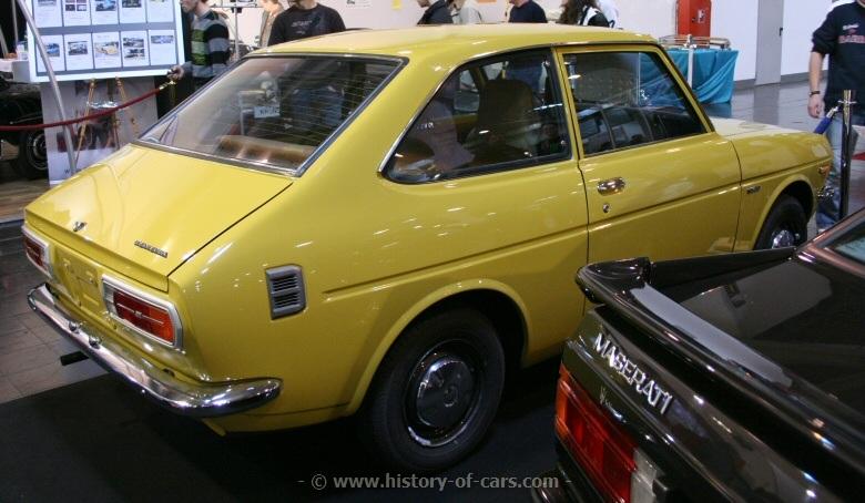 Toyota Publica III (P30) 1969 - 1978 Sedan #6