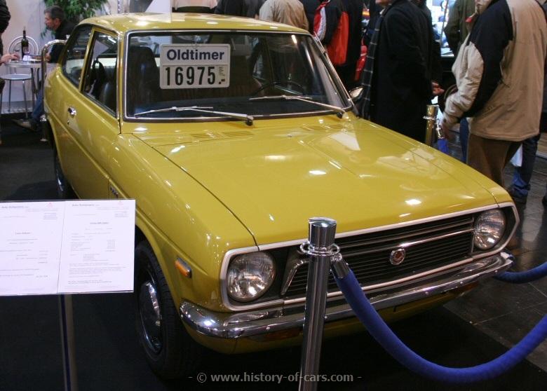 Toyota Publica III (P30) 1969 - 1978 Sedan #7