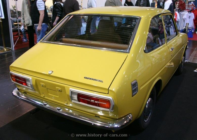 Toyota Publica III (P30) 1969 - 1978 Sedan #5