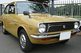 Toyota Publica III (P30) 1969 - 1978 Sedan #1