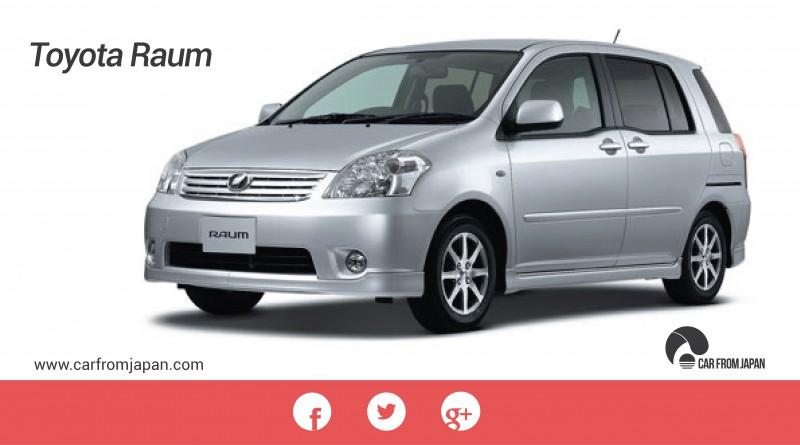 Toyota Raum I 1997 - 2003 Compact MPV #4