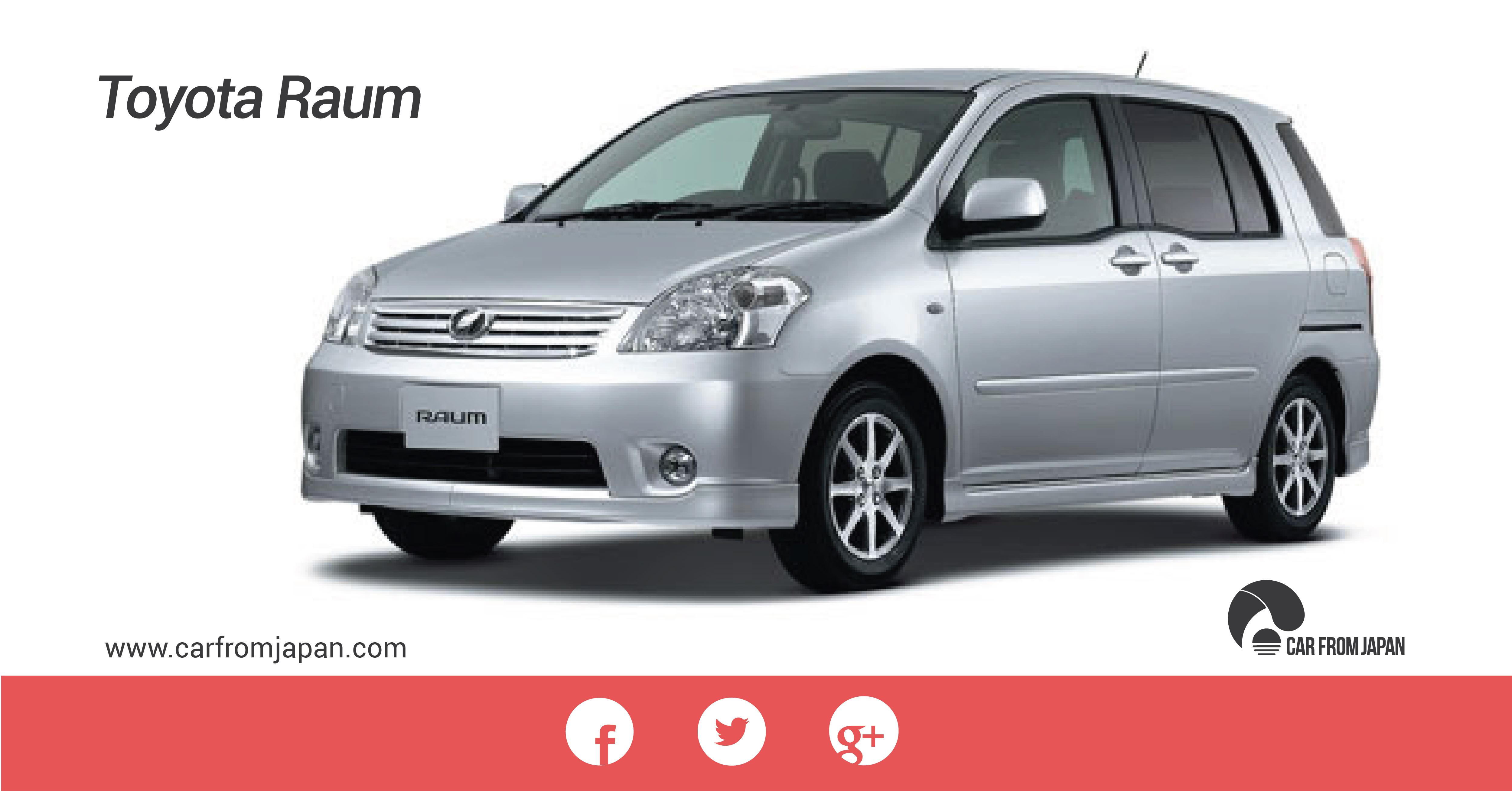 Toyota Raum I 1997 - 2003 Compact MPV #6