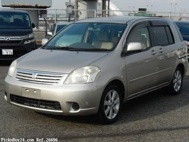 Toyota Raum I 1997 - 2003 Compact MPV #2