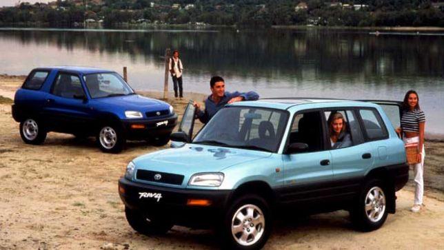 Toyota RAV 4 I (XA10) 1994 - 2000 SUV #3