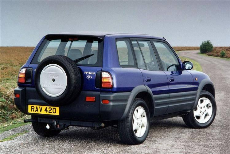 Toyota RAV 4 I (XA10) 1994 - 2000 SUV 3 door #6