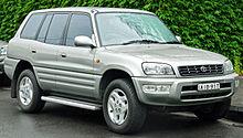 Toyota RAV 4 I (XA10) 1994 - 2000 SUV 3 door #8