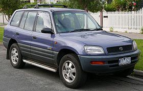 Toyota RAV 4 I (XA10) 1994 - 2000 SUV 3 door #7