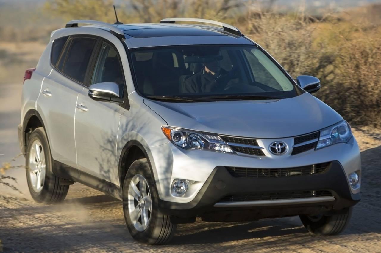 Toyota RAV 4 IV (CA40) 2013 - 2015 SUV 5 door #2