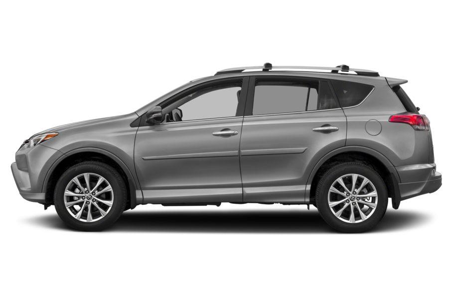 Toyota RAV 4 IV (CA40) Restyling 2015 - now SUV 5 door #6