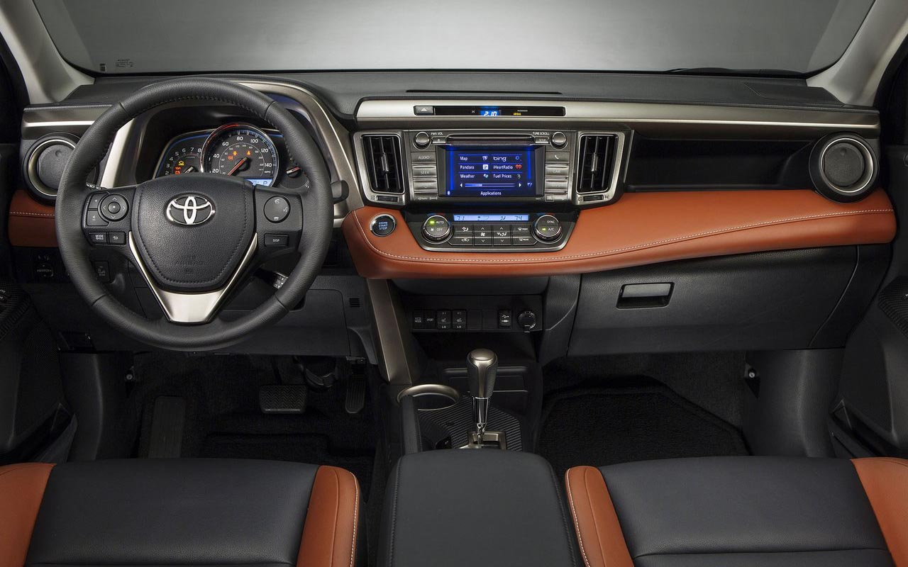 Toyota RAV 4 IV (CA40) Restyling 2015 - now SUV 5 door #4