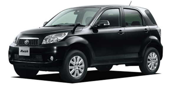 Toyota Rush 2006 - 2016 SUV 5 door #1