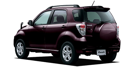 Toyota Rush 2006 - 2016 SUV 5 door #4