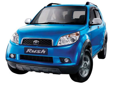 Toyota Rush 2006 - 2016 SUV 5 door #3