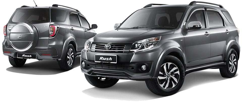 Toyota Rush 2006 - 2016 SUV 5 door #5