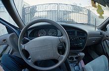 Toyota Scepter 1992 - 1996 Sedan #8