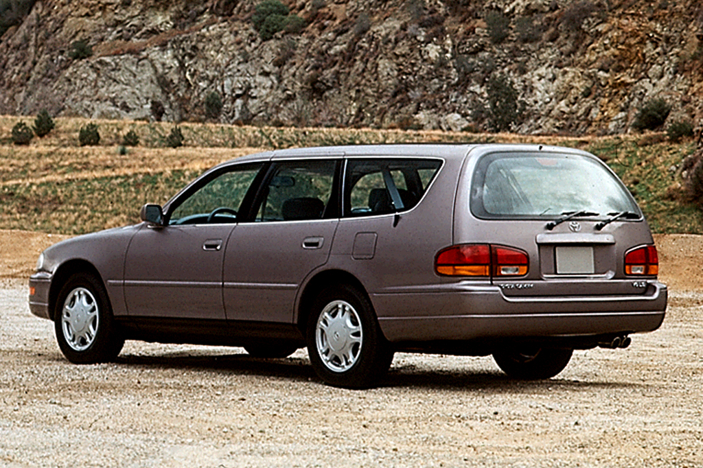 Toyota Scepter 1992 - 1996 Station wagon 5 door #6