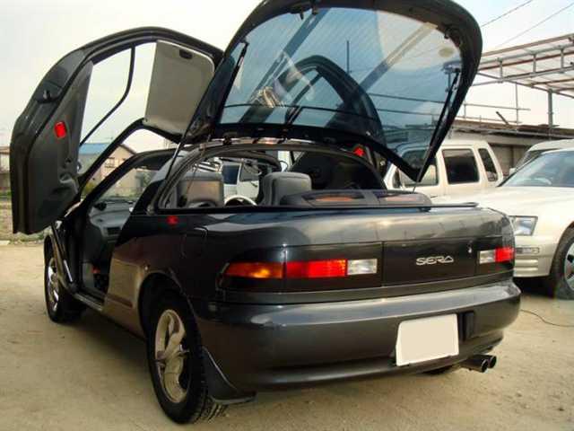 Toyota Sera 1990 - 1996 Coupe #1