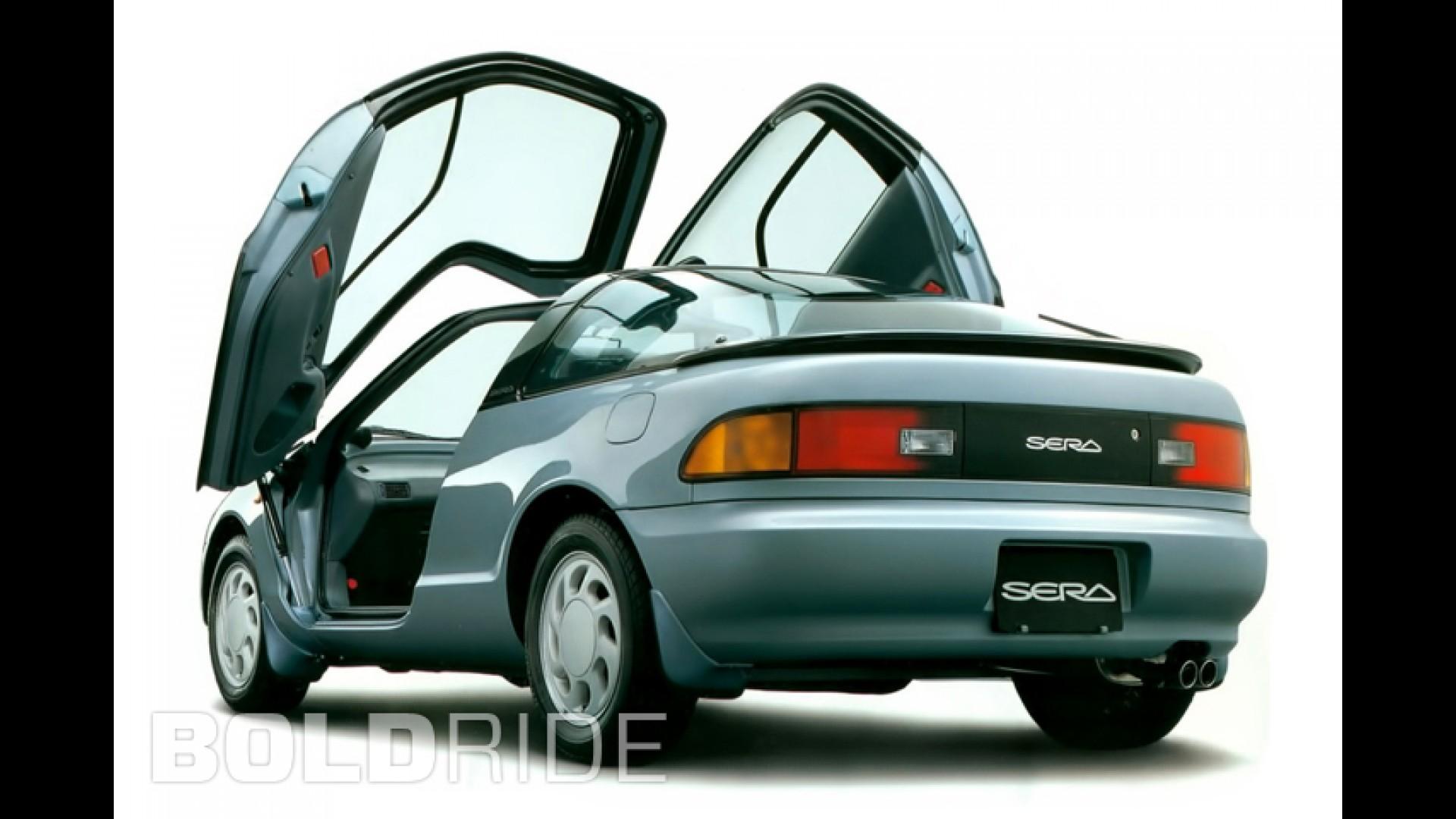Toyota Sera 1990 - 1996 Coupe #4