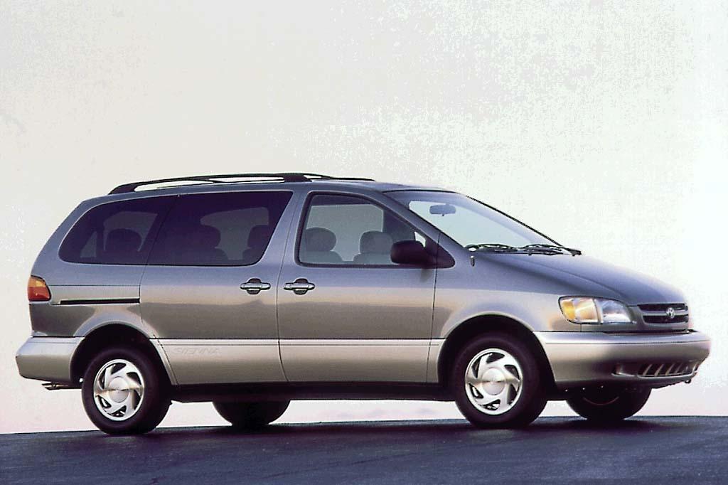Toyota Sienna I 1997 - 2003 Minivan #5