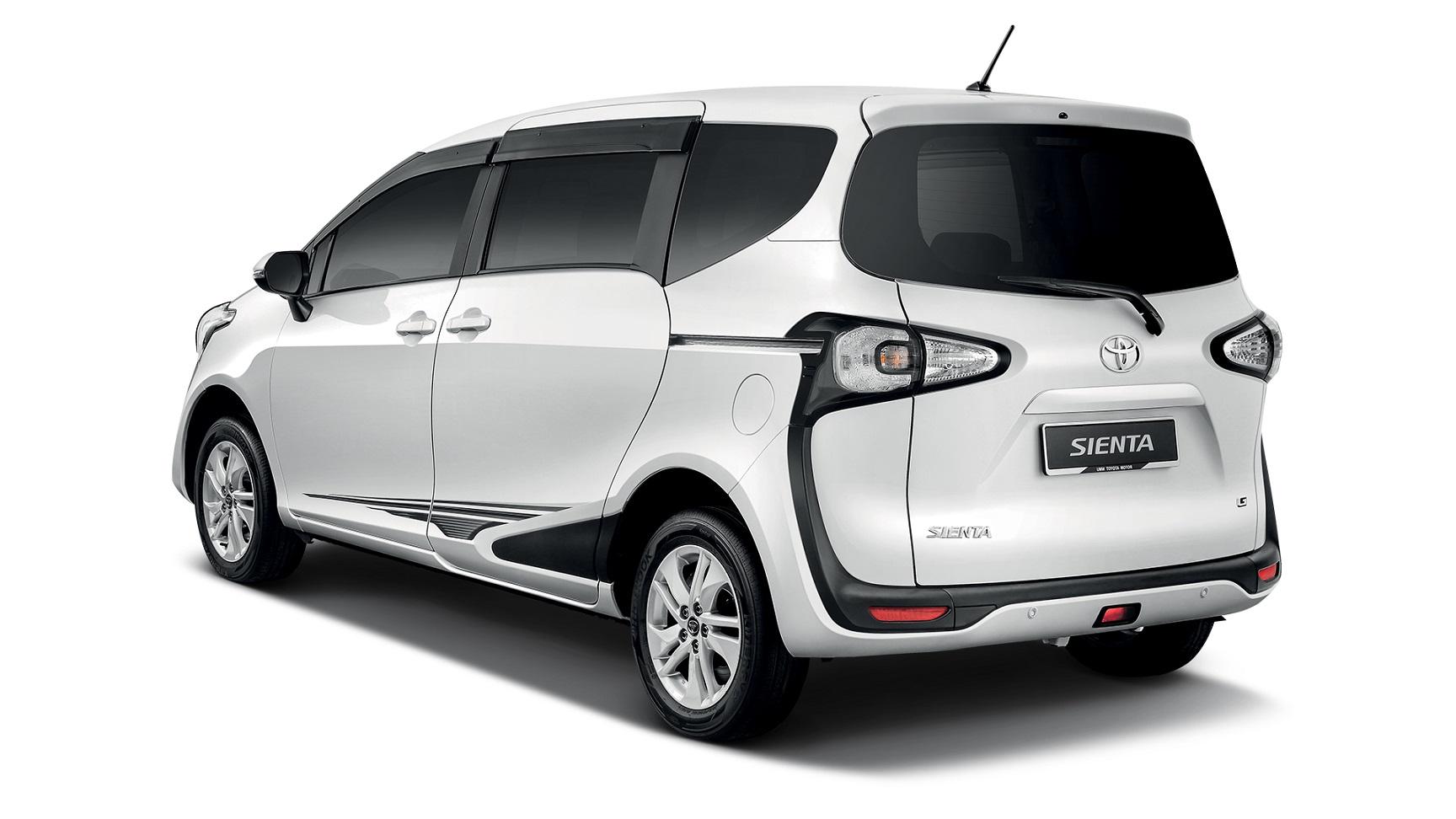 Kekurangan Toyota Sienta Perbandingan Harga